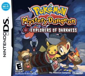Pokemon Mystery Dungeon: Explorers of Darkness (Nintendo DS, 2008) Game Only-infinitote.com