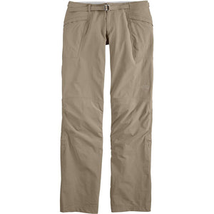 The North Face TNF Women's Outbound Convertible Pant Beige Sz 14-infinitote.com