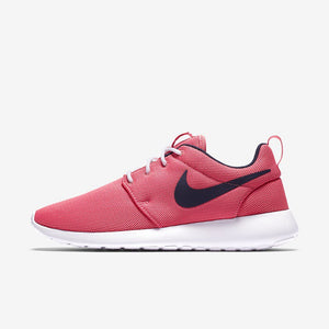Nike Women's Roshe One Sneakers Pink 844994-801 Sz 6-infinitote.com