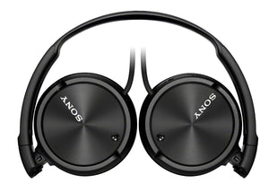 Sony MDR-ZX110NC Noise-Cancelling Headphones - Black-infinitote.com