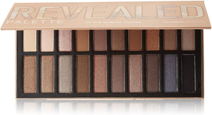 Coastal Scents Revealed 20 Eye Shadow Palette Nude Metallic-infinitote.com