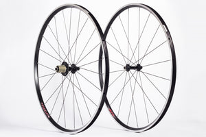 Velocity A23 OC 700c Wheelset - Shimano Deore LX - 32 Spoke - Off Center-infinitote.com