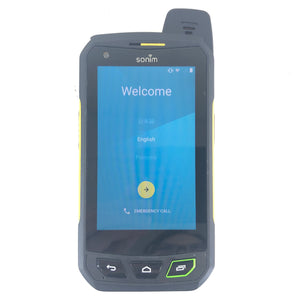 Sonim XP7 XP7700 Rugged Smartphone - Unknown Carrier - Black & Yellow FRP LOCKED-infinitote.com