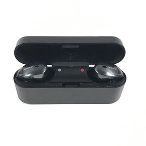 Sony WF-1000X True Wireless Earbuds Noise Cancelling Headphones - Black-infinitote.com