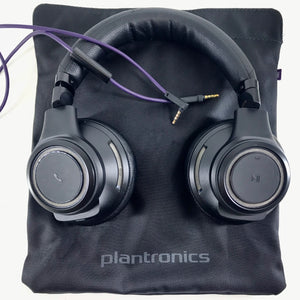 Plantronics BackBeat PRO Wireless Headphones - Noise Cancelling - Black WO-infinitote.com