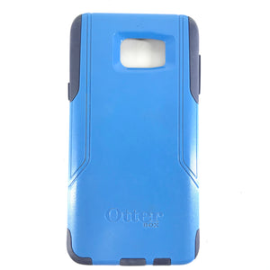OtterBox Samsung Galaxy Note 5 Case Commuter Series - Blue-infinitote.com