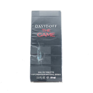 Davidoff The Game Men's Eau de Toilette Spray 2.0 oz / 60ml-infinitote.com