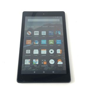 Amazon Kindle Fire HD 8 (8th Gen) - 32 GB, Wi-Fi, 8in - Tablet - Black-infinitote.com