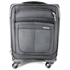 "American Tourister Splash Spin LTE Spinner 20"" Carry On-infinitote.com"