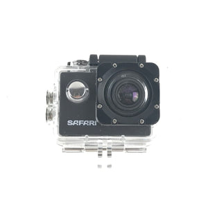 Safari HD Action Camera Camcorder HD 1080P + 16GB + Case READ-infinitote.com