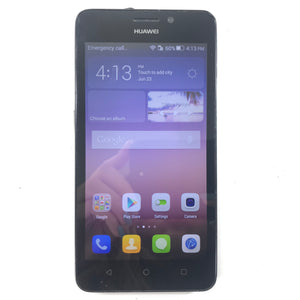 Huawei Y635 - 8GB - (Unlocked) Android Smartphone - Gray BUTTONS READ-infinitote.com
