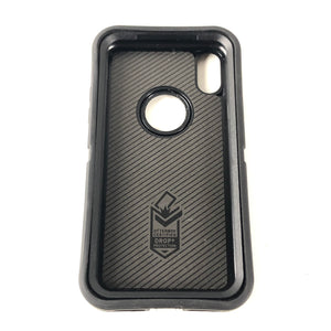 OtterBox iPhone XR Defender Series Smartphone Protective Case Black-infinitote.com