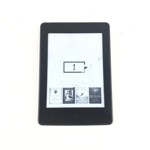 Amazon Kindle Paperwhite 3 (7th Generation) 4GB, Wi-Fi, 6in Black READ6-infinitote.com