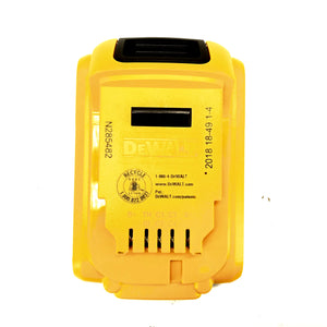 DeWalt 20v Max Lithium Ion Rechargeable Battery DCB203 40Wh-infinitote.com