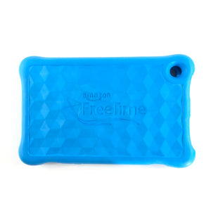 "Genuine OEM Amazon Kindle Fire 7"" Freetime Rugged Kid-Proof Case Blue-infinitote.com"