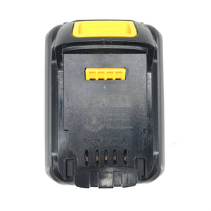 DeWalt 20v MAX Lithium Ion Rechargeable Battery DCB606 120Wh-infinitote.com