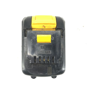 DeWalt 12v Lithium Ion Rechargeable Battery DCB120 15.6Wh V1-infinitote.com