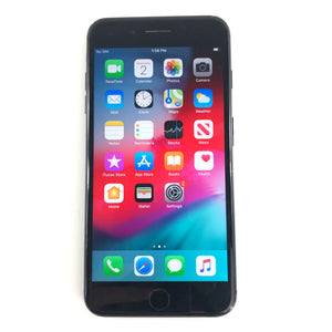 Apple iPhone 7+ Plus A1784 - 128 GB - Unlocked - Smartphone - Black READ1-infinitote.com