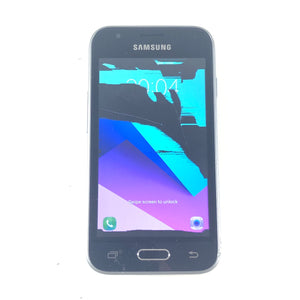 Samsung J1 Mini Prime 8GB Black Unlocked Android Smartphone Defect-infinitote.com