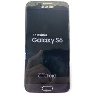 Samsung Galaxy S6 SM-G920F 32GB Unknown Carrier Android Smartphone Defect-infinitote.com