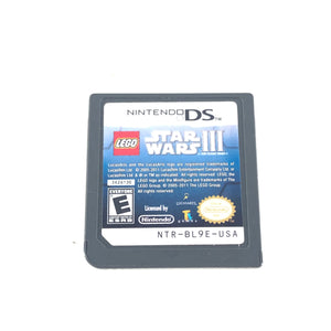 LEGO Star Wars III: The Clone Wars (Nintendo DS, 2011) Game Cartridge Only-infinitote.com