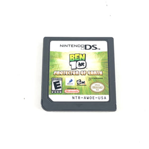 Ben 10: Protector of Earth (Nintendo DS, 2007) Game Cartridge Only-infinitote.com