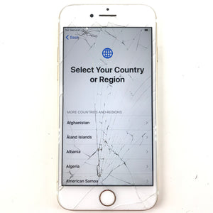 Apple iPhone 7 Gold Smartphone IC LOCK FMI ON For Parts V1-infinitote.com