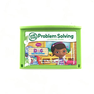 LeapFrog Problem Solving Doc Mcstuffins Game for LeapPad GS and LeapPad2-infinitote.com