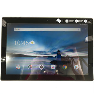 Lenovo Tab 4 TB-X304F ZA2J 16GB Wi-Fi 10.1 in Black Android Tablet Read-infinitote.com