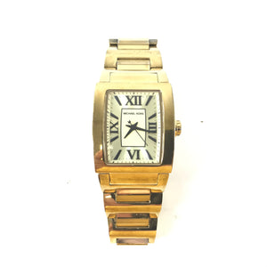 Michael Kors Women's Denali Gold Tone Watch MK5968-infinitote.com