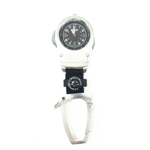 DAKOTA Timetool Survivor's Watch Compass Can Opener Knife Stainless-infinitote.com