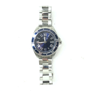 Invicta Men's 14999 Pro Diver Blue Dial Stainless Steel Watch Quartz-infinitote.com