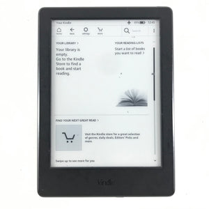 "Amazon Kindle Basic 2 8th Generation E-reader - Black 6"" Display Wi-Fi 2016 Read-infinitote.com"