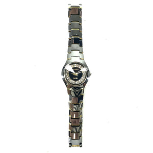 Rado Jubile Women's Tungsten and Diamond 8020L Two Tone Watch 25MM-infinitote.com