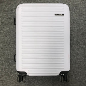 "Calpak 159772 Womens Ambeur 22"" Hardside Spinner Luggage White-infinitote.com"