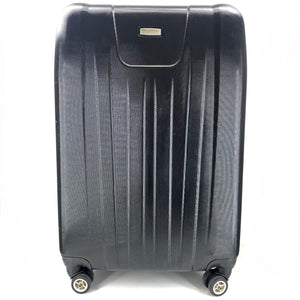 Ricardo Beverly Hills 28 Inch Hardside Spinner Luggage Black-infinitote.com