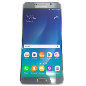 Samsung Galaxy Note 5 SM-N920W8 32 GB Unlocked Android Smartphone Blue-infinitote.com