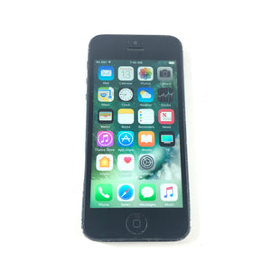 Apple iPhone 5 16GB Unlocked Smartphone Black A1428 Read2-infinitote.com