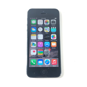 Apple iPhone 5 32GB Unlocked Smartphone Black A1428 Read1-infinitote.com