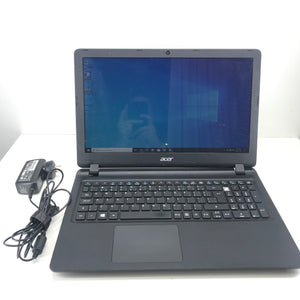 "Acer Aspire N16C1 15.6"" Laptop 500 GB HDD Intel Celeron N3350 @ 1.10 GHz 4 GB RAM Black ES1-533-C7M8-infinitote.com"