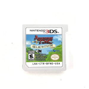 Adventure Time: Finn and Jake Investigations (Nintendo 3DS, 2014) Game Only-infinitote.com
