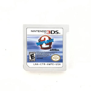 Wipeout 2 (Nintendo 3DS, 2011) GAME ONLY-infinitote.com