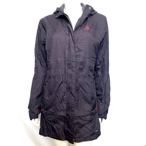 Salomon Women's Alfa AdvancedSkin Windbreaker Jacket - Size L Purple-infinitote.com