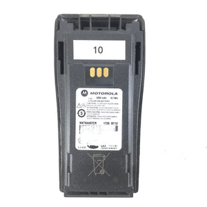 Motorola Solutions NNTN4497CR Lithium Ion Battery 2250 mAh for Radio-infinitote.com