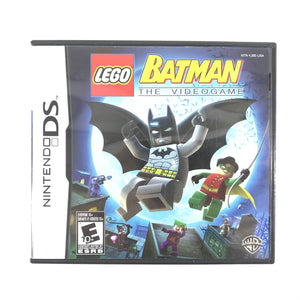 LEGO Batman The Videogame (Nintendo DS, 2008)-infinitote.com