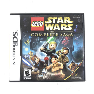 LEGO Star Wars: The Complete Saga (Nintendo DS, 2007)-infinitote.com