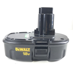 Genuine OEM DeWalt 18V Lithium Ion Rechargeable Battery DC9098-infinitote.com