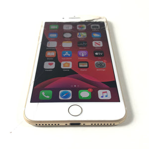 Apple iPhone 7+ Plus A1661 128GB Gold Sprint Smartphone Read-infinitote.com