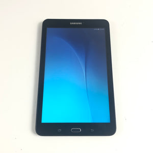 "Samsung Galaxy Tab E SM-T377W 16GB 8"" Wi-Fi 4G Bell Android Tablet Black Read-infinitote.com"