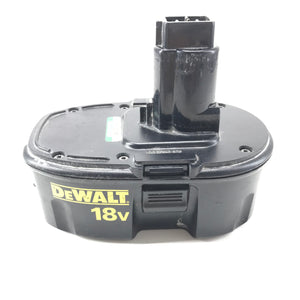 Genuine OEM DeWalt 18v XRP Lithium Ion Rechargeable Battery DC9099-infinitote.com